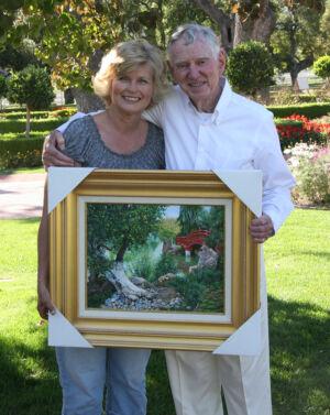 Annette & David Murdock