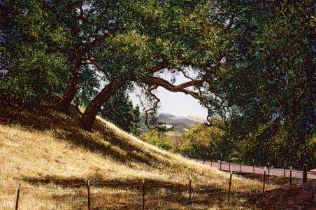 Sonoma Afternoon - Public Collection - San Dimas, CA