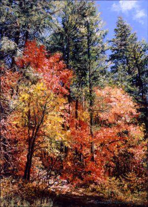 Autumn In Oak Creek